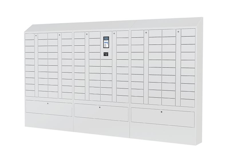 Ladeautomat für Handys mit RFID Karte Legic für Firma Unternehmen