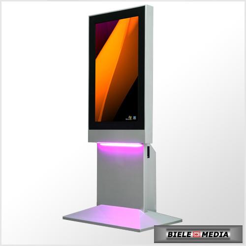 LED Infostele Biele-Media BM-580