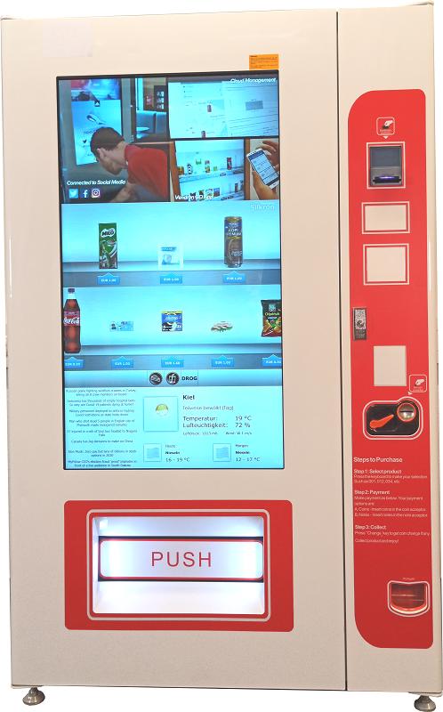 Smart-Vending Hersteller Software